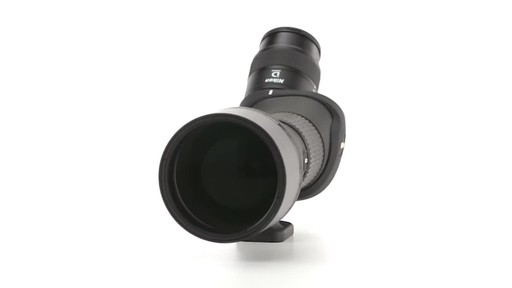 Nikon MONARCH 20-60x82 ED Angled Body Spotting Scope - image 4 from the video
