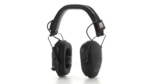 Walker's Razor Patriot Series Electronic Ear Muffs 360 View - image 1 from the video
