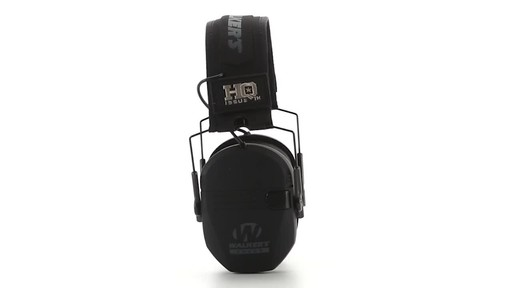 Walker's Razor Patriot Series Electronic Ear Muffs 360 View - image 10 from the video