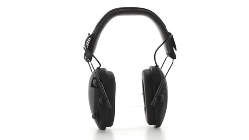 Walker's Razor Patriot Series Electronic Ear Muffs 360 View - image 2 from the video