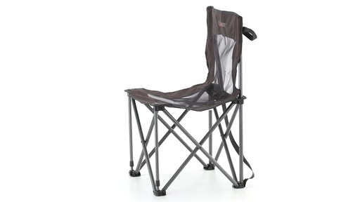 Guide Gear Featherweight Hunting Blind Chair 360 View - image 1 from the video