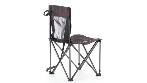 Guide Gear Featherweight Hunting Blind Chair 360 View - image 7 from the video