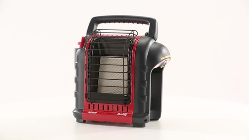 Mr Heater Buddy Portable Propane Heater 9000 BTU 360 View - image 1 from the video