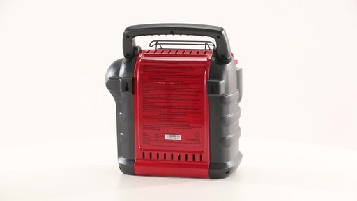 Mr Heater Buddy Portable Propane Heater 9000 BTU 360 View - image 7 from the video