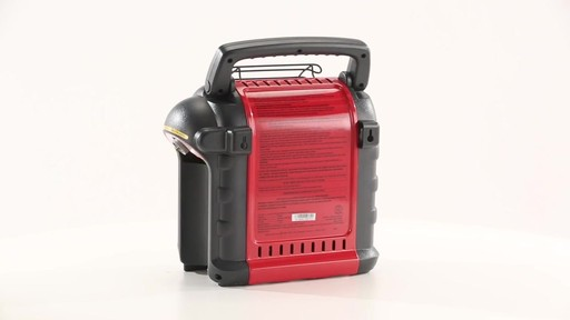 Mr Heater Buddy Portable Propane Heater 9000 BTU 360 View - image 8 from the video