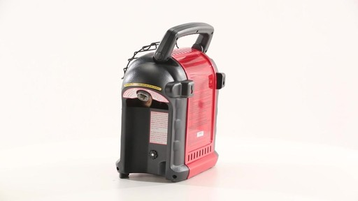 Mr Heater Buddy Portable Propane Heater 9000 BTU 360 View - image 9 from the video