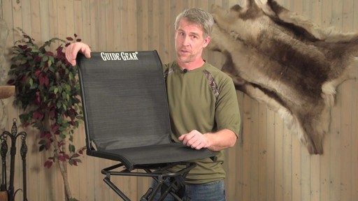 Guide Gear 360 Degree Swivel Hunting Blind Chair - image 10 from the video