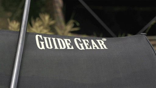 Guide Gear 360 Degree Swivel Hunting Blind Chair - image 5 from the video