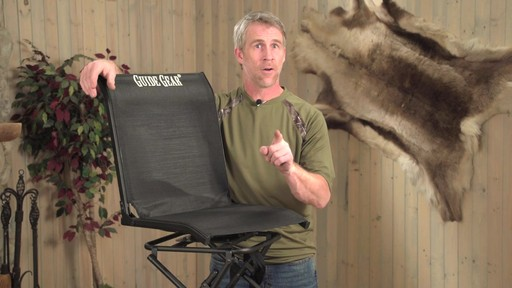 Guide Gear 360 Degree Swivel Hunting Blind Chair - image 7 from the video