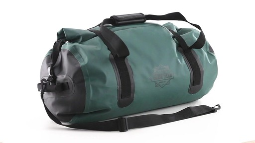 Guide Gear Dry Bag Duffel 360 View - image 2 from the video
