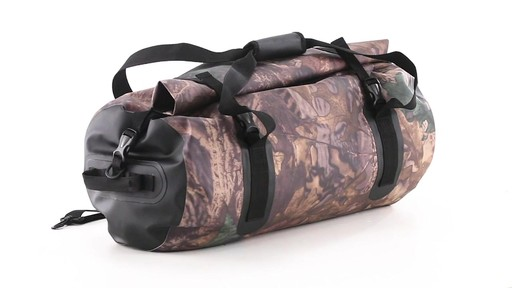 Guide Gear Dry Bag Duffel 360 View - image 7 from the video