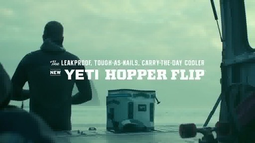YETI Hopper Flip 12 Soft-Sided Cooler - image 9 from the video