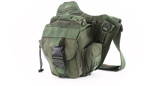 Cactus Jack Sidewinder Sling Bag 360 View - image 1 from the video