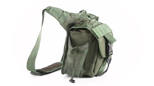 Cactus Jack Sidewinder Sling Bag 360 View - image 4 from the video