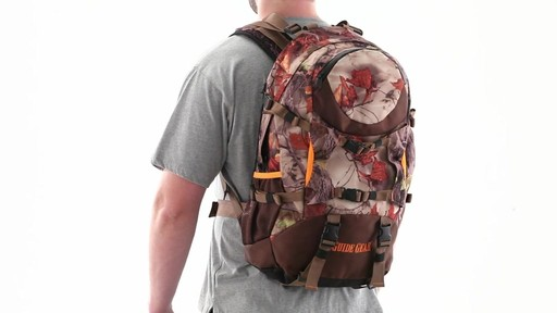 Guide Gear High Velocity Hunting Pack 360 View - image 1 from the video