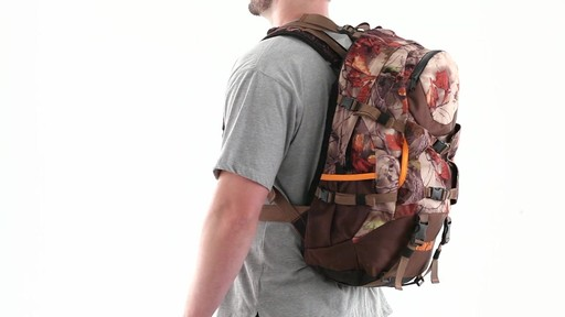 Guide Gear High Velocity Hunting Pack 360 View - image 2 from the video