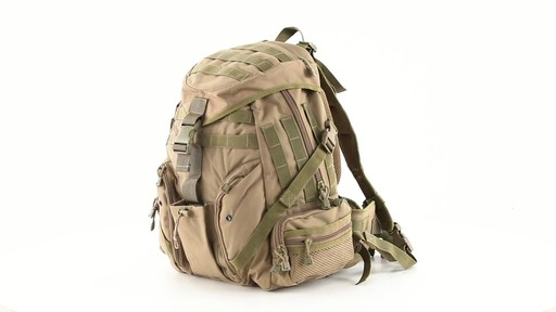 U.S. Spec Tactical Surveillance Pack 360 View - image 2 from the video
