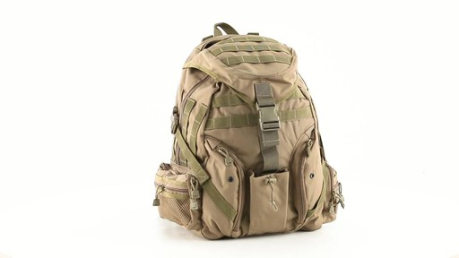 U.S. Spec Tactical Surveillance Pack 360 View - image 4 from the video