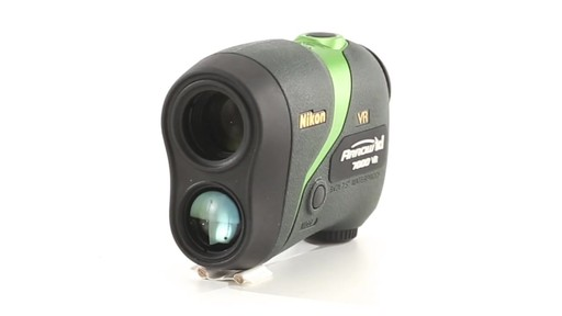 Nikon ARROW ID 7000 VR Bowhunting Laser Rangefinder 1000 Yards 360 View - image 1 from the video