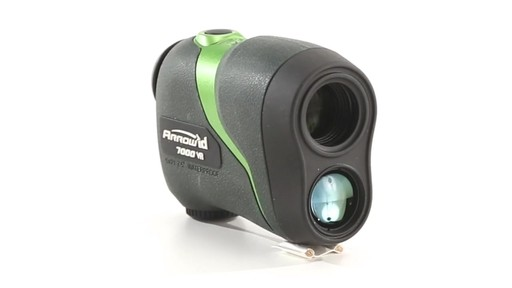 Nikon ARROW ID 7000 VR Bowhunting Laser Rangefinder 1000 Yards 360 View - image 3 from the video