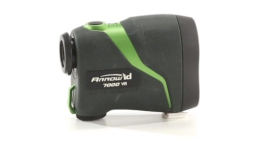Nikon ARROW ID 7000 VR Bowhunting Laser Rangefinder 1000 Yards 360 View - image 5 from the video
