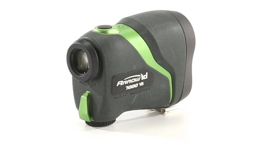 Nikon ARROW ID 7000 VR Bowhunting Laser Rangefinder 1000 Yards 360 View - image 6 from the video