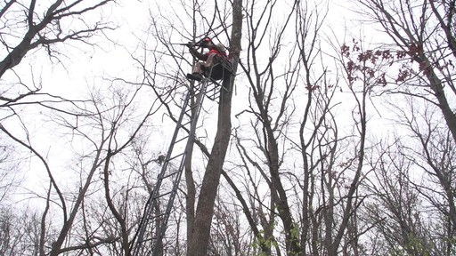 Guide Gear 21' Premium Ladder Tree Stand - image 1 from the video