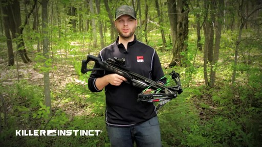 Killer Instinct CHRG'D Pro Package Crossbow - image 2 from the video