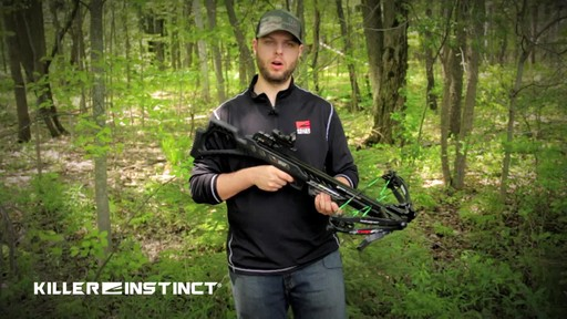 Killer Instinct CHRG'D Pro Package Crossbow - image 6 from the video