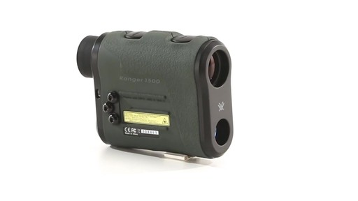 Vortex Ranger 1500 Rangefinder 360 View - image 3 from the video