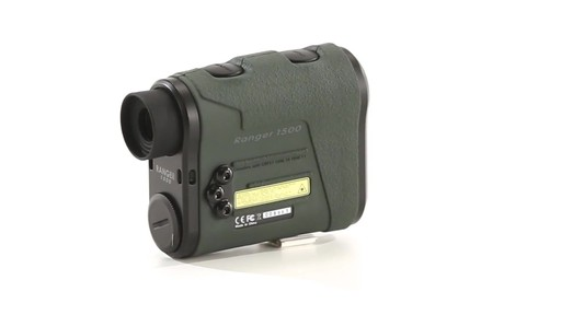 Vortex Ranger 1500 Rangefinder 360 View - image 5 from the video