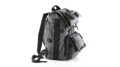 U.S. Military Tactical Backpack New 360 View - image 2 from the video