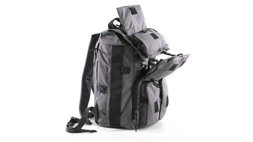 U.S. Military Tactical Backpack New 360 View - image 8 from the video