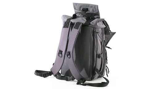 U.S. Military Tactical Backpack New 360 View - image 9 from the video