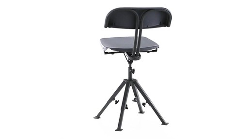 Guide Gear 360 Degree Swivel Blind Hunting Chair 300-lb. Capacity 360 View - image 5 from the video
