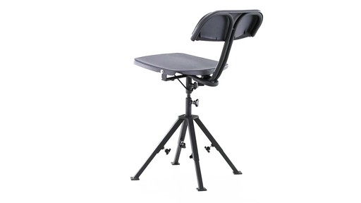 Guide Gear 360 Degree Swivel Blind Hunting Chair 300-lb. Capacity 360 View - image 6 from the video
