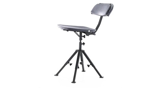 Guide Gear 360 Degree Swivel Blind Hunting Chair 300-lb. Capacity 360 View - image 8 from the video