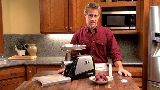 Guide Gear Electric Meat Grinder 575 Watt - image 1 from the video