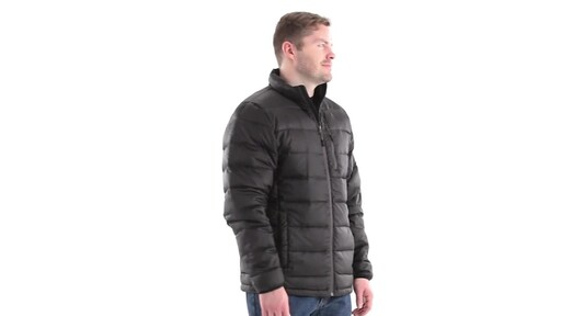 Guide Gear Men's Down Jacket 360 View - image 1 from the video