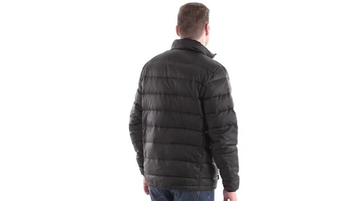 Guide Gear Men's Down Jacket 360 View - image 2 from the video