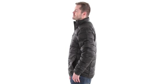 Guide Gear Men's Down Jacket 360 View - image 4 from the video