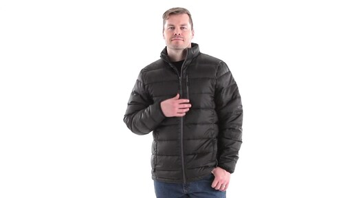 Guide Gear Men's Down Jacket 360 View - image 5 from the video
