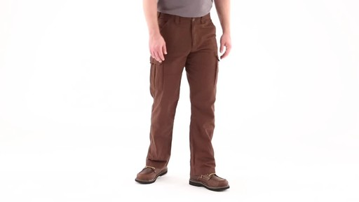 Guide Gear Men's Cargo Pants 360 View - image 1 from the video