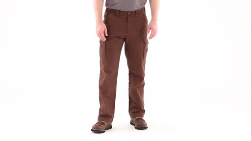 Guide Gear Men's Cargo Pants 360 View - image 10 from the video