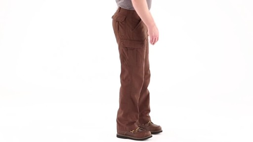 Guide Gear Men's Cargo Pants 360 View - image 2 from the video