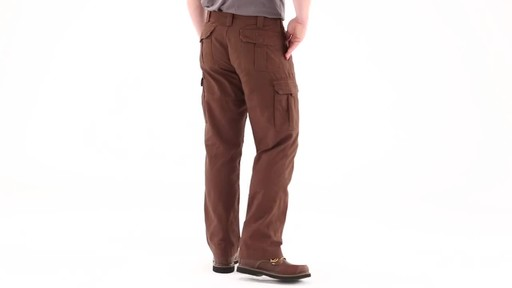 Guide Gear Men's Cargo Pants 360 View - image 3 from the video