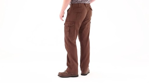 Guide Gear Men's Cargo Pants 360 View - image 6 from the video