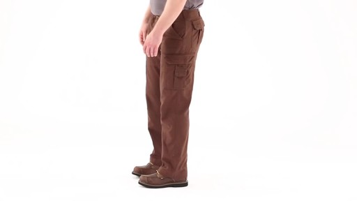 Guide Gear Men's Cargo Pants 360 View - image 7 from the video