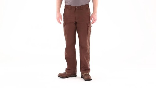 Guide Gear Men's Cargo Pants 360 View - image 8 from the video