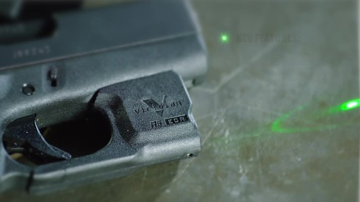 Viridian Reactor R5 Green Laser Sight Ruger LCP - image 5 from the video